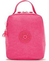 Kipling Lyla Lunch Bag - Pink