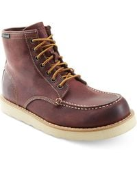 Eastland Lumber Up Boots - Brown