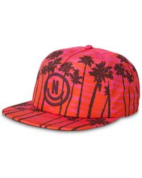1d46fc2107bfce Levi's Men's Rock N Roll Colorblocked Graphic-print Trucker Cap in Red for  Men - Lyst