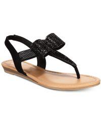 c78d6e4375282 Material Girl - Seana Flat Sandals