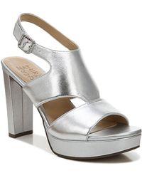 Naturalizer Maddie Ankle Strap Sandals - Multicolour