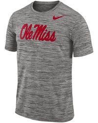 6ca7ad381 Lyst - Nike Men s Unlv Runnin  Rebels Logo T-shirt in Red for Men