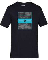 Hurley - Men's Graphic-print T-shirt - Lyst