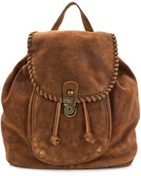 Patricia Nash | Burnished Casape Medium Backpack | Lyst