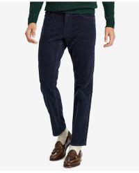 Polo Ralph Lauren - Big & Tall Classic Stretch Corduroy Pants - Lyst