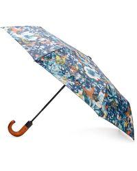 Patricia Nash Blue Clay Magliano Umbrella