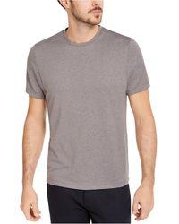 Alfani - Ribbed T-shirt, Created For Macy's - Lyst