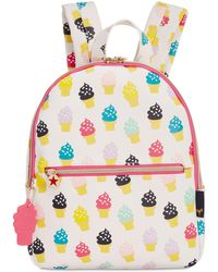 Macy's - Printed Mini Backpack - Lyst