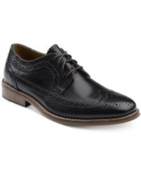 G.H. Bass & Co. | Men's Clinton Wing-tips | Lyst