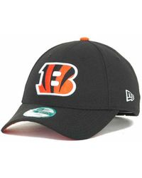 KTZ - Cincinnati Bengals First Down 9forty Cap - Lyst