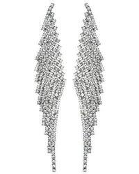 Nicole Miller Chandelier Earring - Metallic