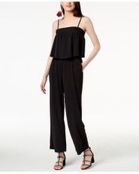 INC International Concepts - I.n.c. Blouson Jumpsuit, Created For Macy's - Lyst