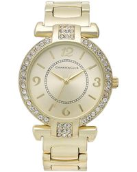 Charter Club - Women's Gold-tone Bracelet 25mm - Lyst