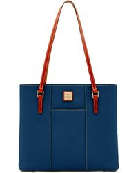 Dooney & Bourke - Pebble Lexington Tote - Lyst