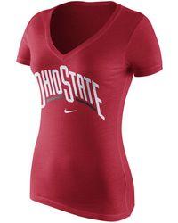 Nike - Women's Wordmark T-shirt - Lyst