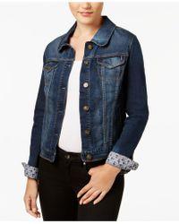 Vintage America - Denim Jacket - Lyst