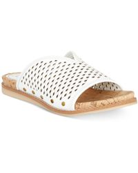 Lucca Lane - Belinda Slide Sandals - Lyst