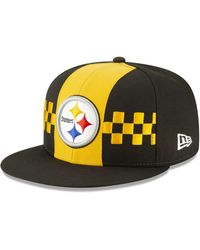 ec523473 KTZ Pittsburgh Steelers Salute To Service Low Profile 59fifty Fitted ...