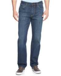 Tommy Bahama - Walker Vintage Straight Fit Jeans - Lyst