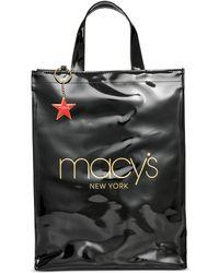 Macy's New York Medium Tote, Created For - Black