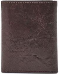Fossil Wallets, Ingram Magnetic Multicard Wallet - Brown