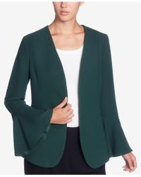 Catherine Malandrino | Bell-sleeve Open Blazer | Lyst