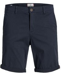 Jack & Jones Bowie Chino Shorts - Blue