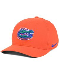 Nike - Florida Gators Classic Swoosh Cap - Lyst · Nike. Florida Gators  Classic Swoosh Cap.  25. Macy s · Nike - Local Dna Seasonal True Snapback  ... 4ad944eed9ed