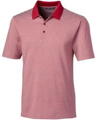Cutter & Buck - Forge Polo Tonal - Lyst