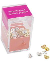 Carolee | Accessories, Earring Butterfly Backs | Lyst