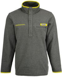 Columbia - Oregon Ducks Harborside Fleece Pullover - Lyst