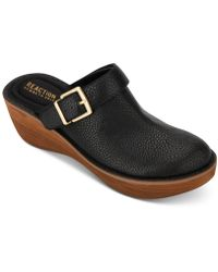 Kenneth Cole Reaction Prime 2 Way Clogs - Black