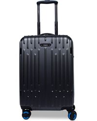 """Revo - Rain 20"""" Hardside Expandable Carry-on Spinner Suitcase, Created For Macy's - Lyst"""