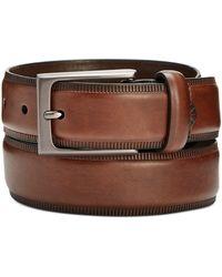 Alfani Dress Belt, Created For Macy's - Brown