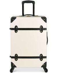 """Diane von Furstenberg - Adieu 24"""" Hardside Spinner Suitcase - Lyst"""