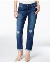 Vintage America - Gratia Bestie Boyfriend Jeans - Lyst