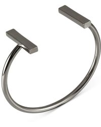 French Connection - Bar Open Cuff Bracelet - Lyst