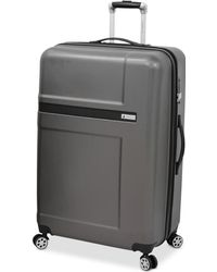 "London Fog - Southbury 29"" Hardside Expandable Spinner Suitcase - Lyst"