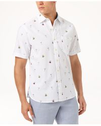 Tommy Bahama - Mix Master Printed Shirt - Lyst