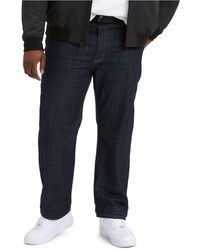 Levi's Big & Tall 559 Relaxed Straight Fit Jeans - Blue