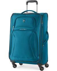 """Atlantic - Infinity Lite 25"""" Expandable Spinner Suitcase, Only At Macy's - Lyst"""