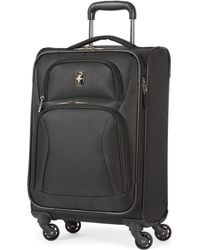 """Atlantic - Infinity Lite 21"""" Carry On Expandable Spinner Suitcase, Only At Macy's - Lyst"""