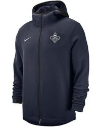 96378f65c2a1 Lyst - Nike New Orleans Saints Sideline Player Local Therma Hoodie ...