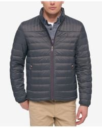 Tommy Hilfiger - Men's Packable Puffer Jacket - Lyst