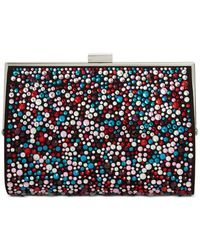 INC International Concepts Inc Loryy Embellished Sparkle Clutch, Created For Macy's - Multicolor