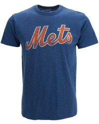 47 Brand - Men's New York Mets Scrum T-shirt - Lyst