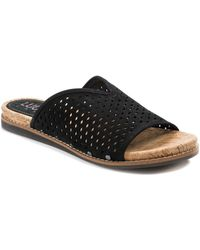 Lucca Lane - Belinda Slip-on Sandals - Lyst