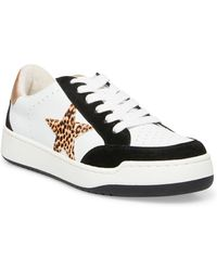 Steven New York Gussie Lace-up Sneakers - Black