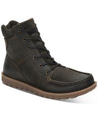 Born Georg Nubuck Boots - Grey