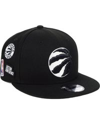 info for d6db2 3103f KTZ - Toronto Raptors Night Sky 9fifty Snapback Cap - Lyst